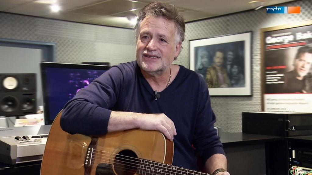 """George Baker mit """"La Paloma Blanca"""" in der Damals war´s Hitgeschichte"""